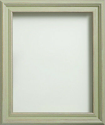 Frame Company Campbell Range Rustic Green Picture Photo Frames