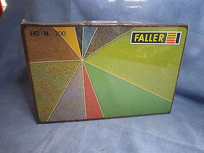 Za518 Faller Assortiment De Flocages 10 Couleurs Differentes 300G Ref 700 Ho + N