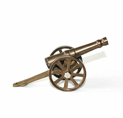 Vintage Cast Bronze or Brass Cannon Dinant