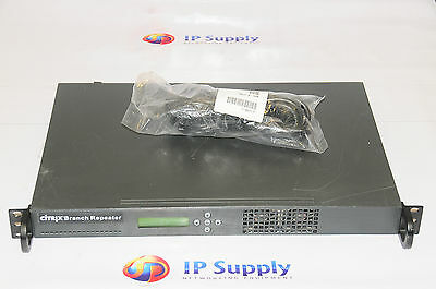 CITRIX Branch Repeater  Dual CPU E2160/4GB/500GB HDD w/Rack Kit  6MthWty TaxInv