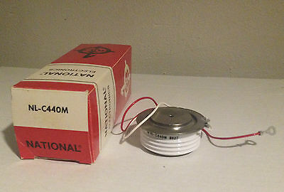 National Electronics NL-C440M Thyristor Rectifier 8527