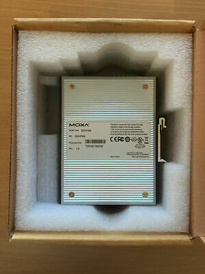 MOXA EDS-P308 Industrial Unmanaged Ethernet Switch V1.0 Series 8-port