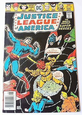 Justice League of America 133 DC Age 1976 VF/NMT