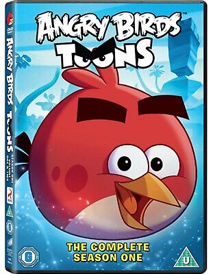 Angry Birds Toons: The Complete Season 1 [DVD]