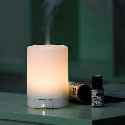 Pro Breeze® Aroma Diffuser Humidifier with 7 LED Colours. Ultrasonic Mist Spa