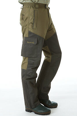 Sherwood Forest Kingswood Trousers - Waterproof & Breathable Shooting Trouser