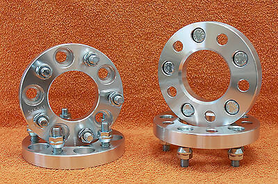 4 Distanziali Wheel Spacers 20mm 5x114.3 JEEP Cherokee XJ KJ KK Wrangler TJ YJ