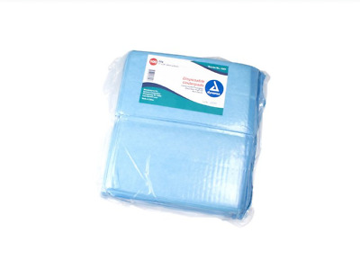 200 - Dog Puppy 17x24 Pet Housebreaking Pad, Pee Training Pads, Underpads