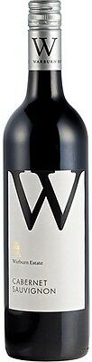 12 Warburn Cabernet Sauvignon Red Wine (No Delivery to WA & NT)