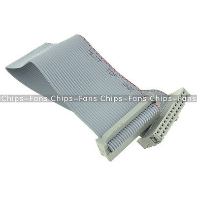 2PCS Flat Ribbon Cable 26 pin 2.54mm picth 200mm for Raspberry Pi GPIO Header