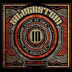 "New Music Silverstein ""Decade: Live At The El Mocambo"" CD/DVD"