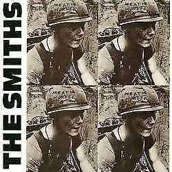 """New Music The Smiths """"Meat Is Murder"""" LP"""