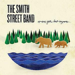 """New Music Record The Smith Street Band """"No One Gets Lost Anymore"""" LP"""
