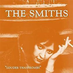 """New Music Record The Smiths """"Louder Than Bombs"""" 2xLP"""