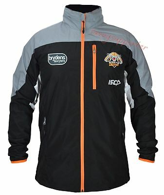 Wests Tigers Mens Wet Weather Rain Jacket 'Select Size' S-3XL BNWT