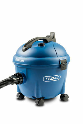 NEW Pacvac Glide 300 Commercial Dry Vacuum Cleaner 13L 1300Watt Office Vac #300G