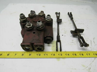 Hydraulic Directional Control Valve From Raymond Pacer Model 60 Forklift