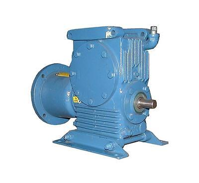 New Cone Drive Speed Reducer Gearbox 40: 1 Ratio Model Mhu25-4