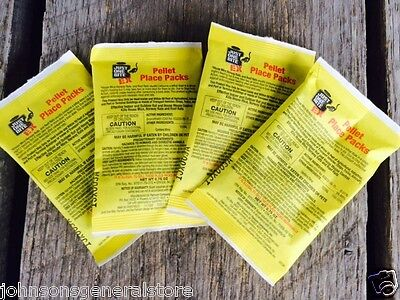 Just One Bite® Pellet Place Packs FOUR 1.5 oz packs FREE SHIPPING