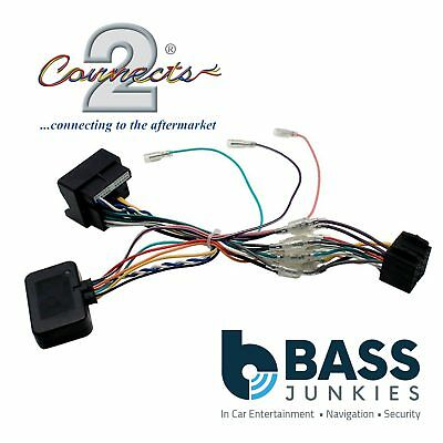 Mercedes A Class 2004 On Car Stereo Quadlock Wiring Harness Ignition Adapter