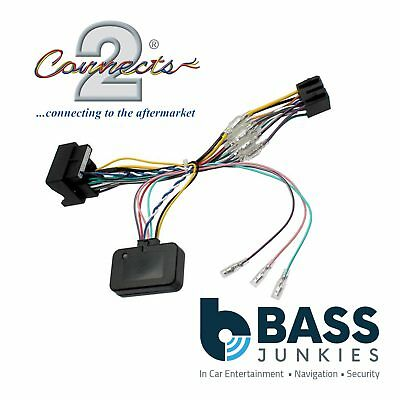 Ford Focus 2005-2011 Car Stereo Quadlock Wiring Harness Ignition Adapter Lead
