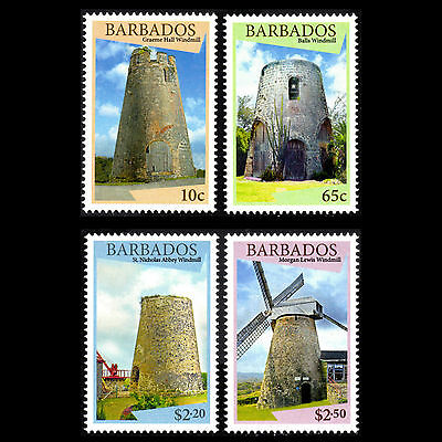 Barbados 2015 - Windmills Architecture - MNH