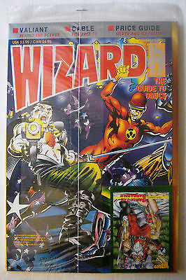 Wizard The Guide to Comics #17 Platinum Edition NM