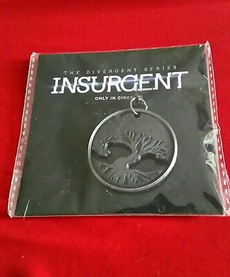 INSURGENT (Divergent Series) Faction Key Chain AMITY