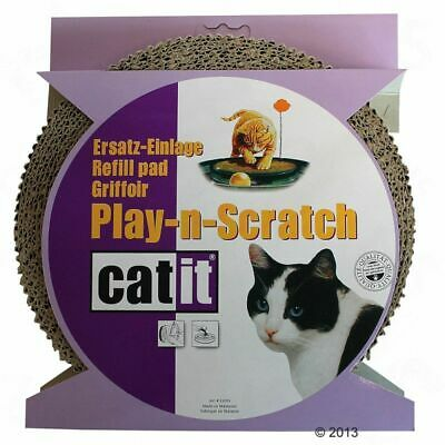 Catit Senses Play 'n Scratch Rotor Cat Toy Replacement Pad