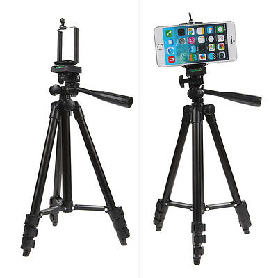 Professional Flexible Mini Camera Tripod Stand Holder for iPhone Samsung Phone