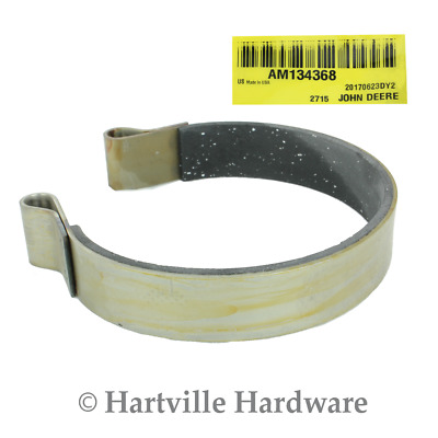 John Deere Original Equipment Brake Band #AM134368
