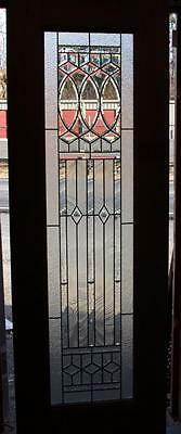 Beautiful Beveled Glass Custom Mahogany Entry Door Blow Out Sale!!!!!