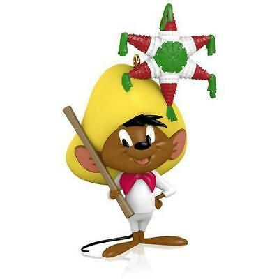 The Merriest Mouse in all of Mexico 2015 Hallmark Ornament - Speedy Gonzales