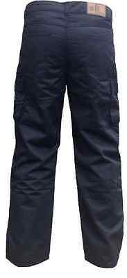Motorbike Motorcycle  Cargo Trousers Pants Jeans With Protective Lining