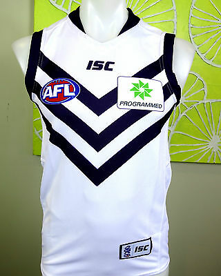 FREMANTLE DOCKERS AWAY  GUERNSEY  CLEARANCE Men Pick your size