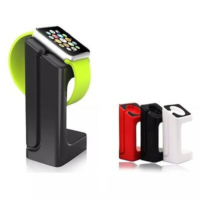 Docking Station for Smart Watches, Uwatch & Apple iWatch Black