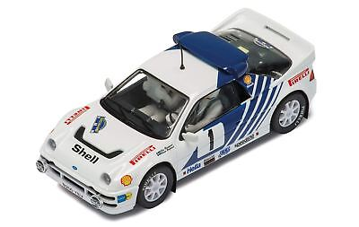 Scalextric - Ford RS200 - Stig Blomqvist, Rally Sweden 1986 C3493