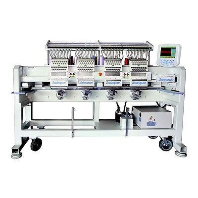 MEISTERGRAM PRO1504 Embroidery Machine. Lease for $644.00 a month. $1.00 Buyout