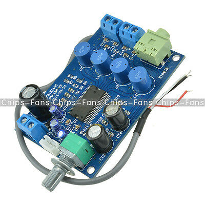 YDA138-E YAMAHA 10W+10W Dual Channel Digital Audio Amplifier Board DC 12V