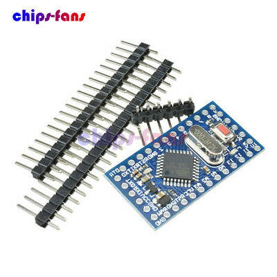 10PCS Pro Mini Atmega168 Module 5V 16M For Arduino Nano Replace Atmega328 CF