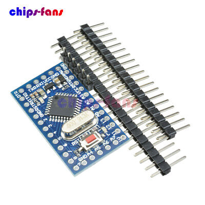 2PCS Pro Mini Atmega168 Module 5V 16M FOR Arduino Nano Replace Atmega328 CF
