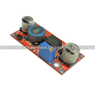 2PCS XL6009 DC Adjustable Step up boost Power Converter Module Replace LM2577
