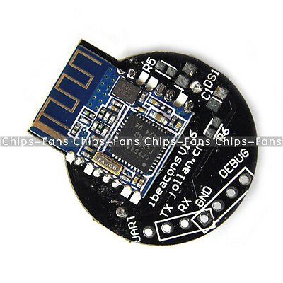 iBeacon Module Bluetooth 4.0 BLE Near-Field Positioning Sensor For Andorid Apple