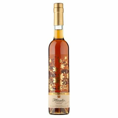 Torres Floralis Moscatel Oro 50cl (Single Bottle)