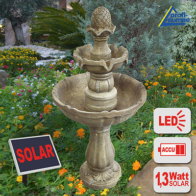 Solar Water Feature Garden Water Feature Fountain Pond Pump Kit Solar Powered