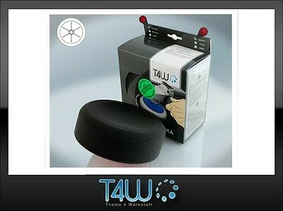 T4W Polishing pad sponge M14 150×50 mm /  black (soft)