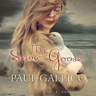 The Snow Goose by Paul Gallico MP3CD Unabridged 2014