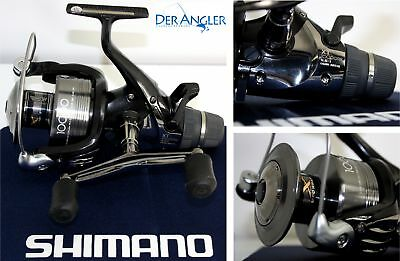 Shimano Baitrunner XT 10000 RB Freilaufrolle Frontbremse