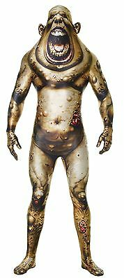 Halloween LifeSize ALIEN WARRIOR MORPH BOIL MONSTER ADULT MEN Medium Costume
