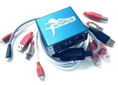 Octopus Box activated Repair unlocker for  Samsung + 5 cables USA free shipping